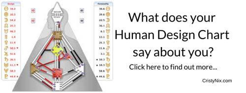 Human Design with Cristy NIx