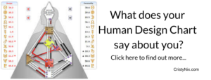 See what's in your Human design chart here