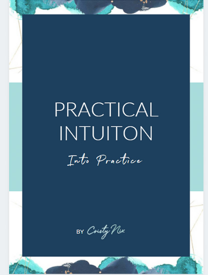 Practical Intuition by Cristy Nix
