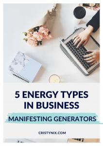 Manifesting Generators in Biz