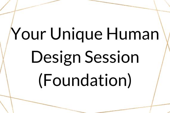Foundation Session