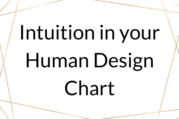 Intuition Session