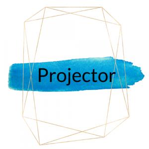 Projector in biz