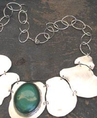 Spiritual gemstone jewelry healing handmade jewelry, meaning of malachite, handmade silver jewelry